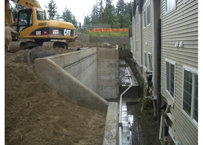 Retaining Wall Engineering